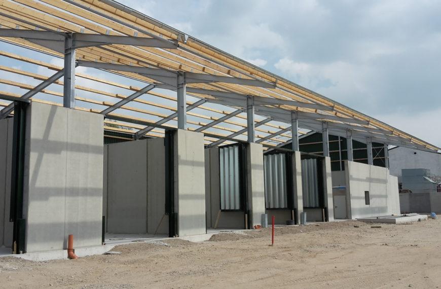 Getreidelagerhallen